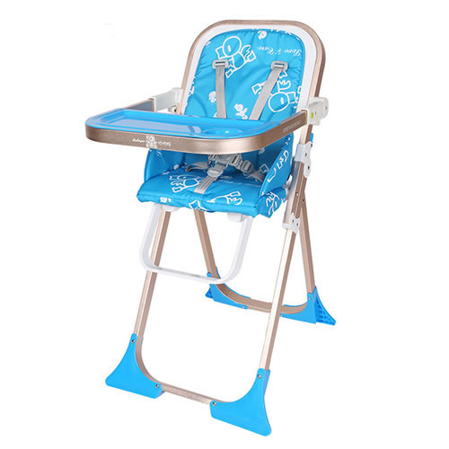 Mini Folding Highchair Cheap baby high chair,Folding Baby Dining Highchair EN14988