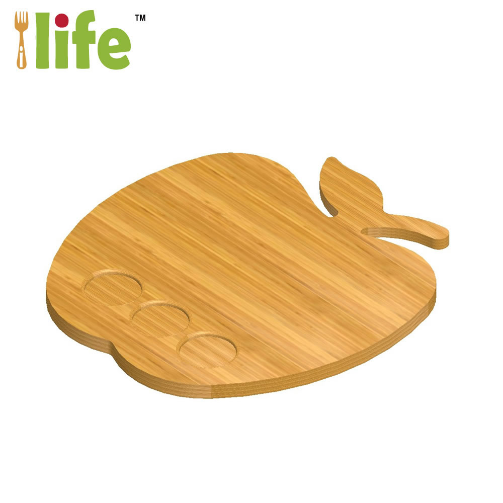 Apple Board apple cutting board apple shape cheese board bamboo cutting board