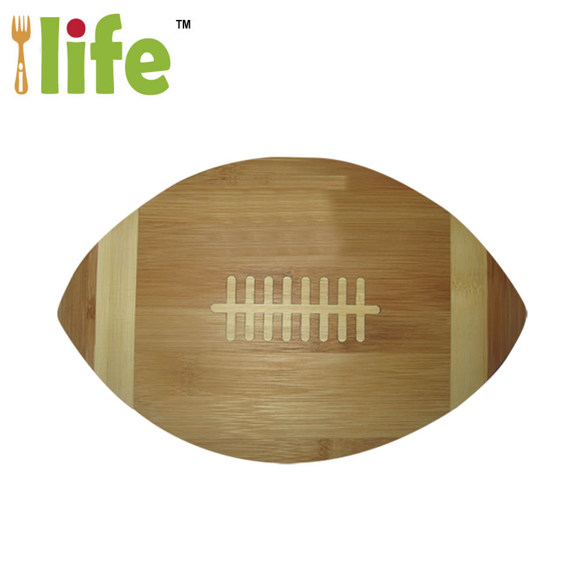 View:Football Bamboo Board