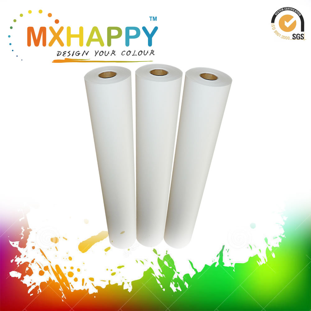 View:Sublimation printing paper roll