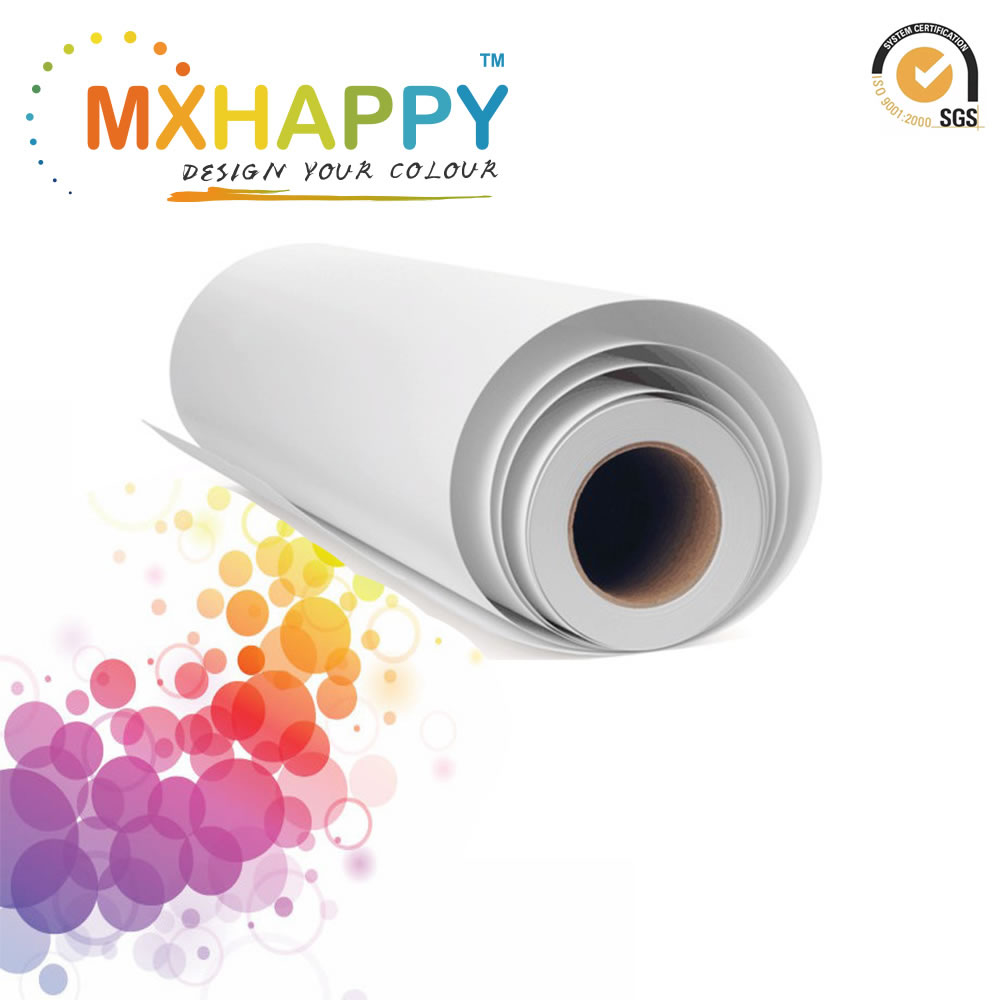 Sublimation paper fast dry with sticky