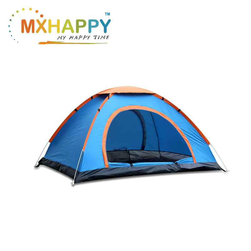 View:Outdoor Automatic Camping Tent