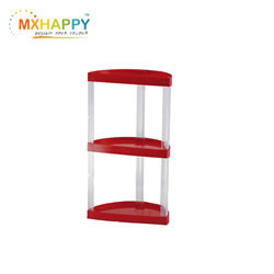 plastic display shelf