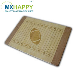 Bamboo Football Board