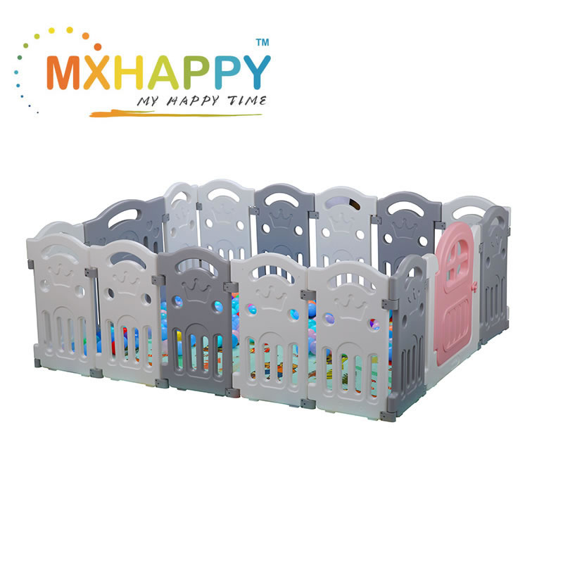 Round Baby Playpen Fence Play Yard Manufacturer In China