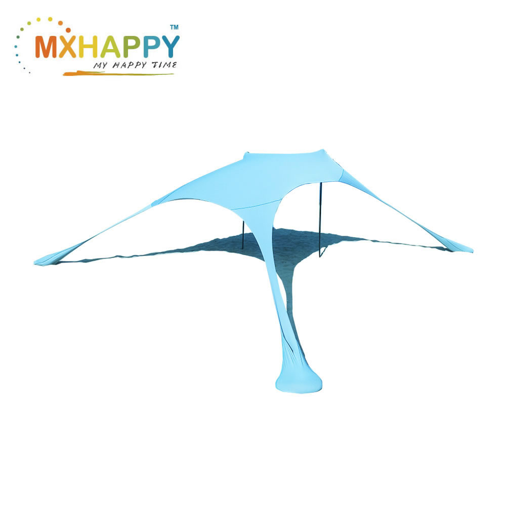 View:Beach Canopy Shade Tent