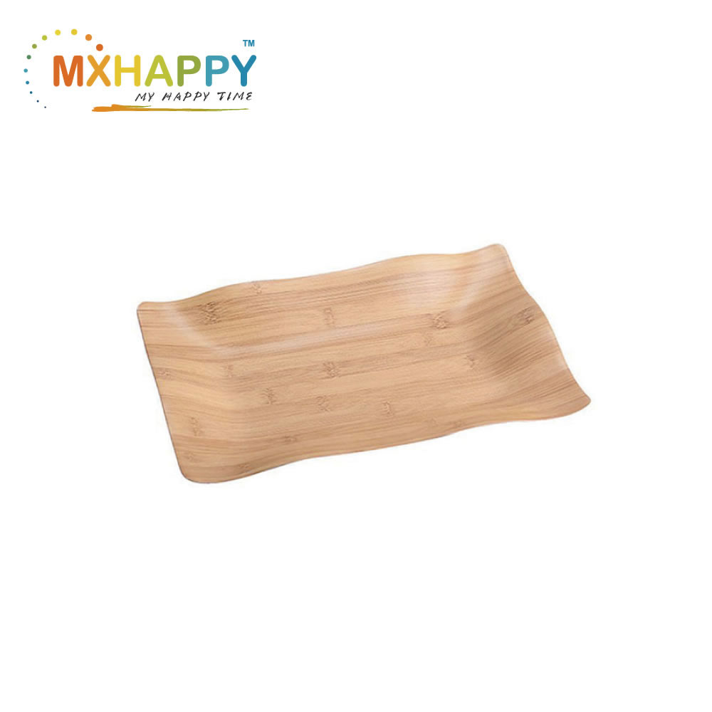 Bamboo Food Serving Tray Factory wholesales OEM Custom Made
