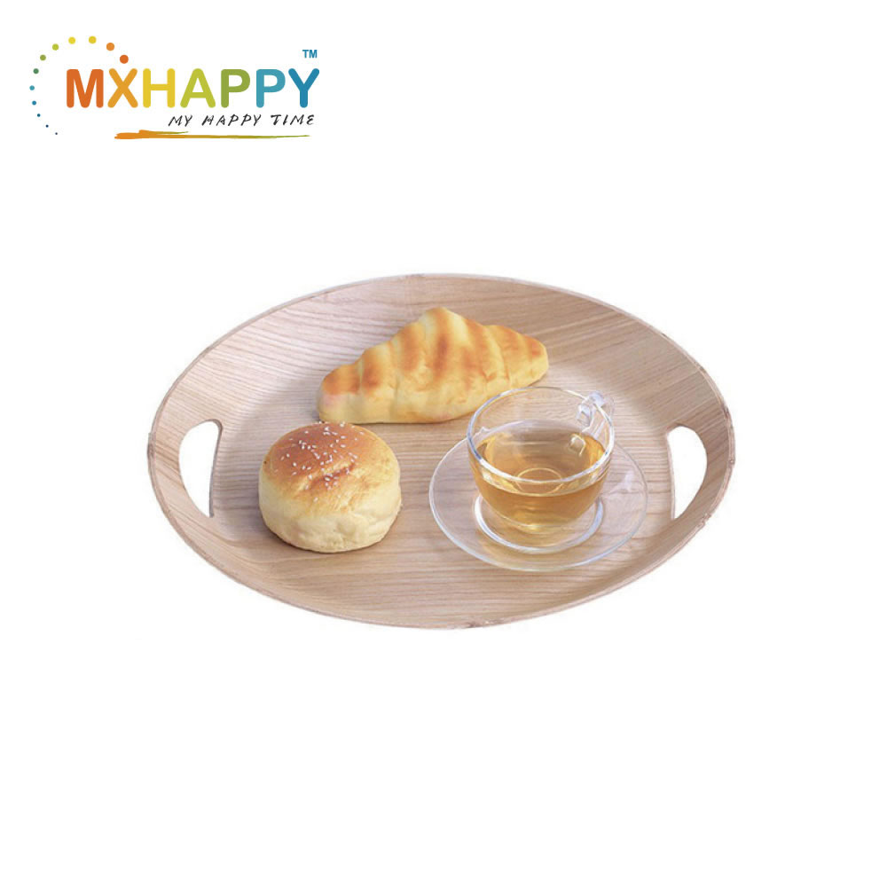 View:Bent Plywood products Custom Made in China Food Tray