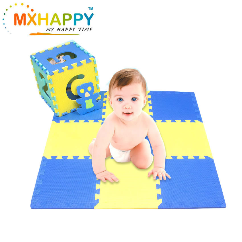 View:EVA Baby Play Mat 60X60CM