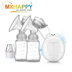 USB Electric Double Breast Pump
