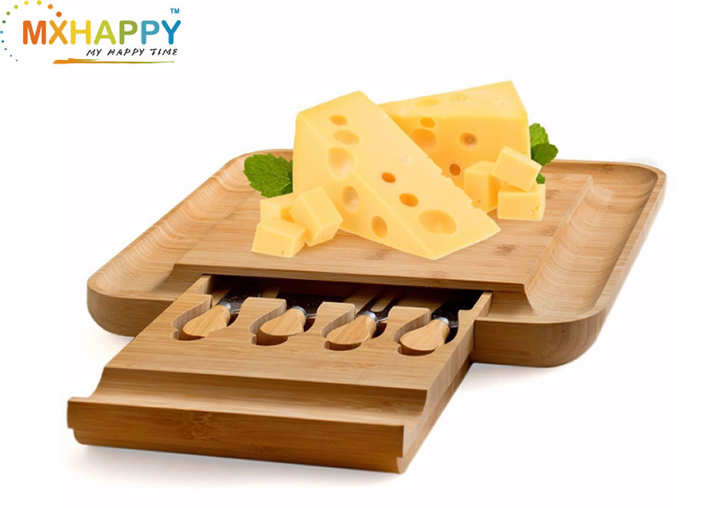 View:Bamboo Cheese Board