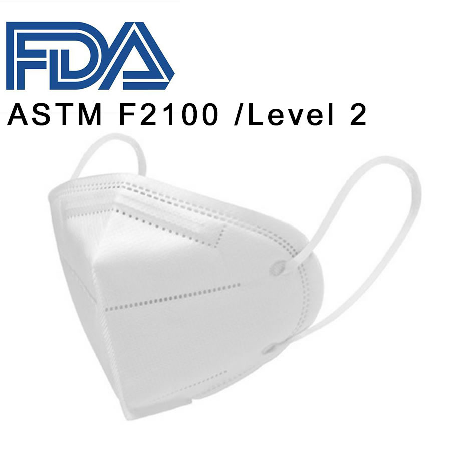 View:ASTM F2100 Level 2 Surgical mask
