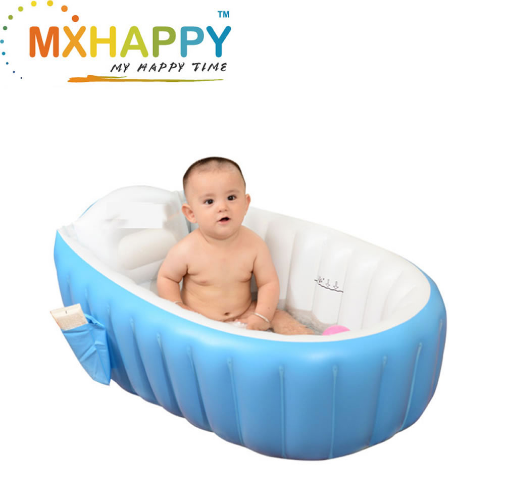 View:Baby Inflatable Bathtub