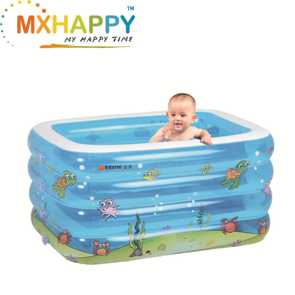 View:Baby Inflatable Swiming Pool