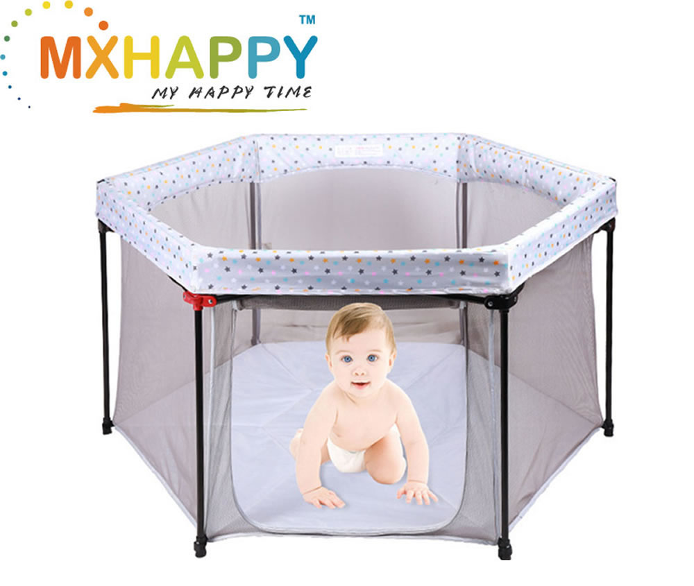 View:Baby Playpen Portable Playard