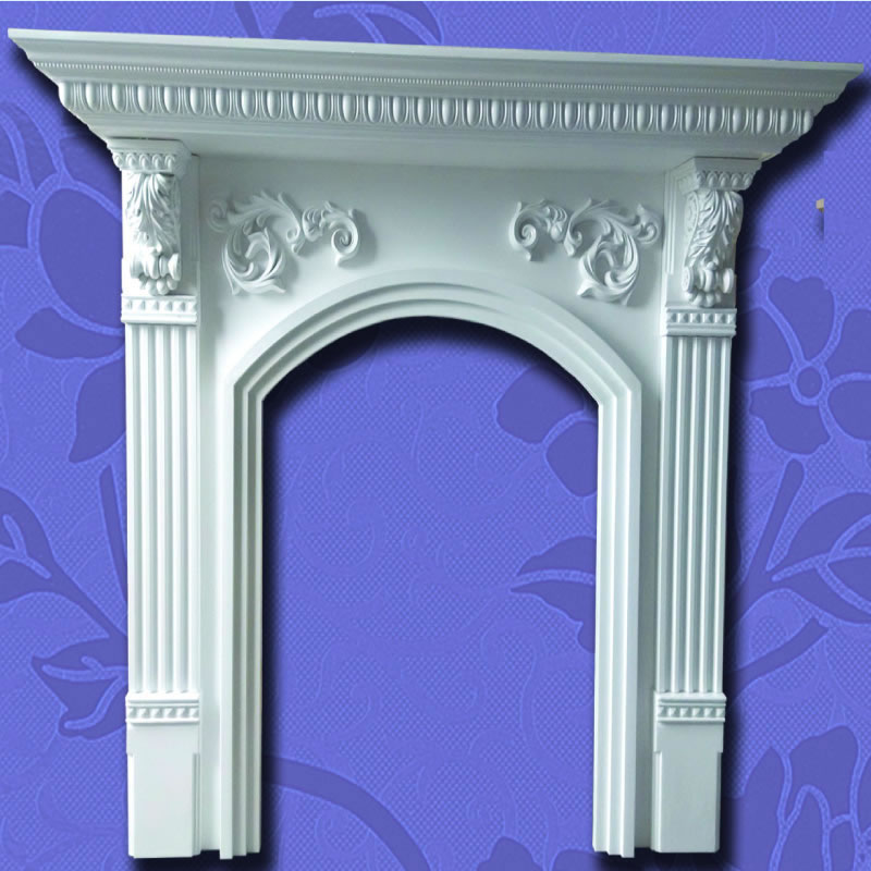 Fireplace Niches